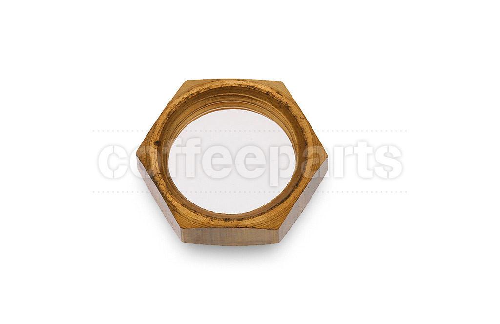 Lock nut 3/8 inch bsp