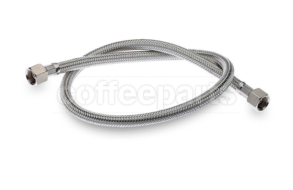 Stainless steel hose 3/8ff inch bsp 120cm