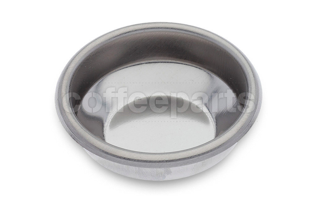 Blind Filter 53mm Stainless Steel for Back-Flushing