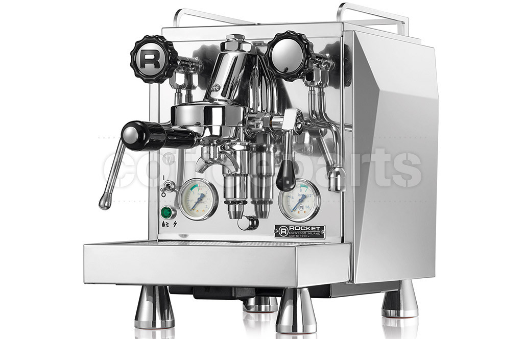 Rocket Giotto Coffee Machine