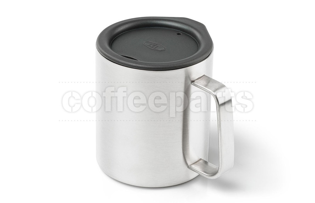 GSI Glacier 15oz Camp Cup : Stainless Steel