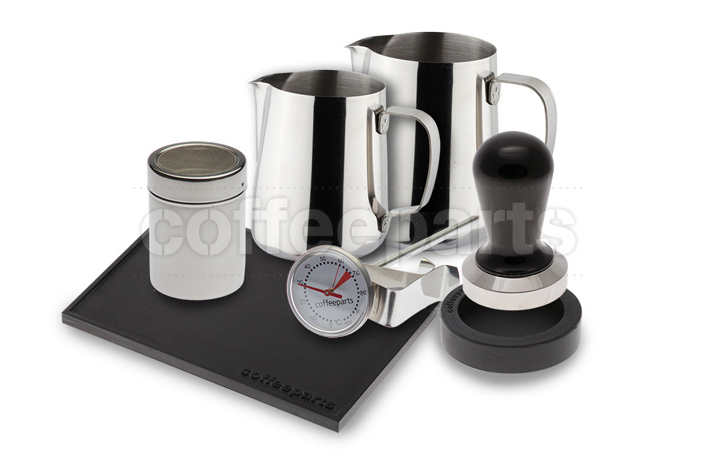 Coffee Parts Home Accessories Kit with 49mm Coffee Tamper