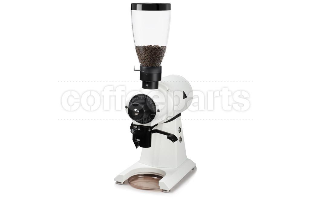 Mahlkoenig EK43S White Cafe/Retail Coffee Grinder (new 2018 model)
