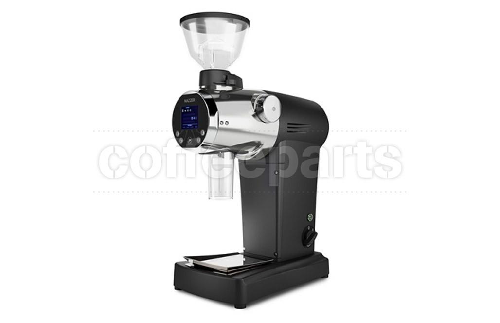 Mazzer ZM Specialty Coffee Grinder : Black