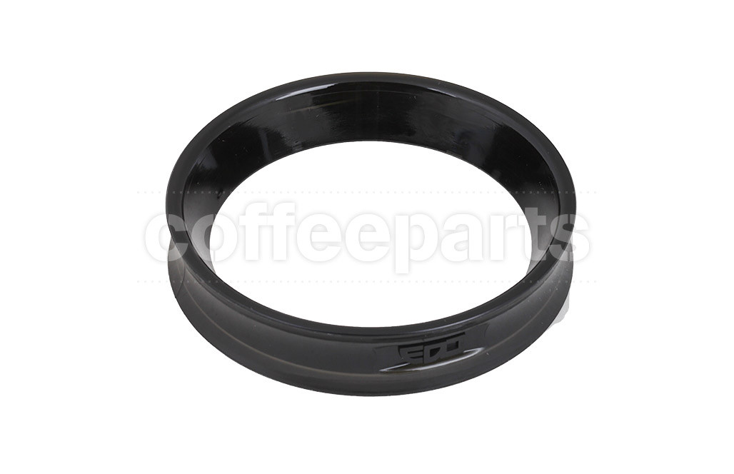 Wormhole Black Magnetic Coffee Dosing Funnel to fit 58mm baskets