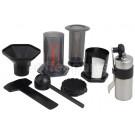 Aeropress Coffee Maker Kit inc Porlex Mini Grinder and 350 Filters