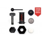 AeroPress Coffee Maker with Fellow Prismo Attachment