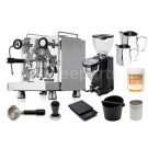 Awesome Espresso Coffee Machine Package