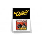 Batman Espresso badge - Caffiend