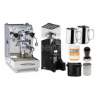 Nice Espresso Coffee Machine Package