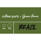 Coffee Parts x Green Beans, Brazil Natural