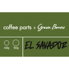 Coffee Parts x Green Beans, El Savador