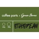 Coffee Parts x Green Beans, Ethiopean