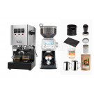 Gaggia Classic & Breville Smart Grinder Machine Package
