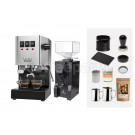 Gaggia Classic Espresso Machine Package