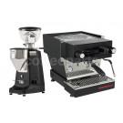 La Marzocco Mini Pride Espresso Coffee Machine Package: Black