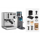 Classic Rancilio V6 Espresso Machine Package