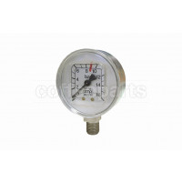 manometer/gauge 16 bar