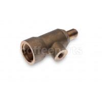 Steam valve body