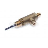 Steam valve complete