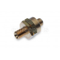 Short pump filter 3/8m - 3/8m inch bsp