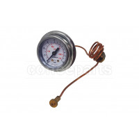 manometer/gauge mini classic brasilia 40mm