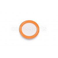 Copper gasket 3/8 inch bsp