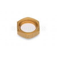 Lock nut 1/4 inch bsp