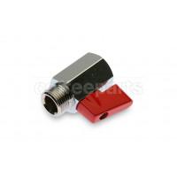 Sphere valve 3/8f - 3/8m inch bsp metal lever