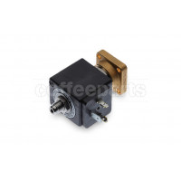 3-way LUCIFER solenoid valve flat base 220v 50/60 (complete)