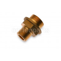 Valve fitting 3/8 inch bsp