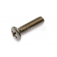 Stainless screw m50x20
