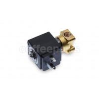 2-way LUCIFER solenoid valve 1/8-1/8 inch bsp 220v (complete)