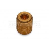 Reduction 1/4 inch bsp hole d.4