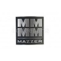 "Plate ""mazzer 4m"""