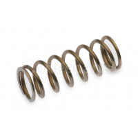 Steam valve swivel ball spring