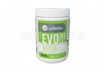 Cafetto evo organic espresso clean, 1kg