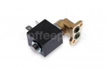 2-way OLAB solenoid valve flat base 220v/50 (complete)