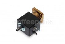3-way OLAB solenoid valve flat base 220v/50/60 (complete)