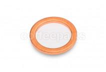 Copper gasket 1/4 inch bsp