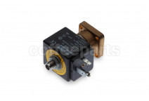 3-way PARKER solenoid valve flat base 220v (complete)