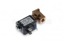 2-way MnM solenoid valve 1/8-1/8 inch bsp 220v (complete)