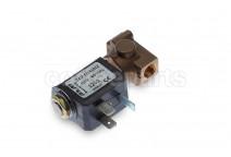 2-way MnM solenoid valve 1/8-1/8 inch bsp 24v 50 (complete)