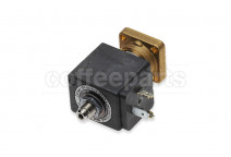 3-way LUCIFER solenoid valve flat base 24v 50/60 (complete)