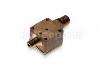 Solenoid valve holder