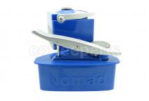 Uniterra Nomad blue espresso maker