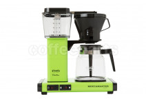 Moccamaster Classic fresh green