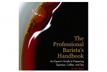 Book, the professional barista's handbook by scott rao