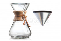 Chemex Classic 10 Cup With Able Kone Kit