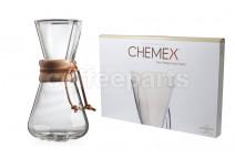 Chemex Classic 3 Cup Kit